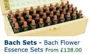 Bach Flower Sets