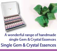 Single Gem & Crystal Essences