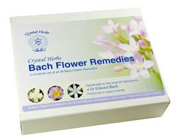 10ml Bach Remedy Set - Card Boxes