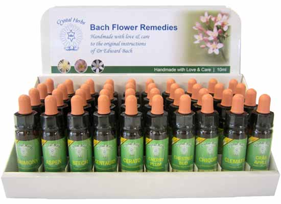 Bach Flower Remedy Display Stand Wholesale