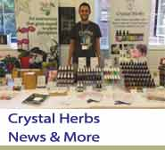 Crystal Herbs News & More
