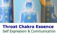 Throat Chakra Essence