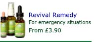 Revival Remedy - Bach Flower Remedies