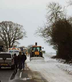 Snow Plough Norfolk