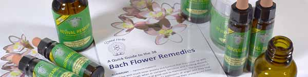 Bach Flower Remedies and Leaflets