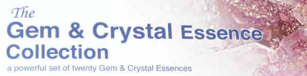 Gem & Crystal Essence Sets