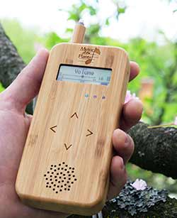 Bamboo Device
