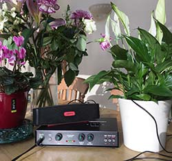 Music of the Plants U1 Device