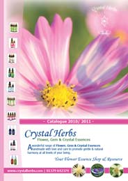 Crystal Herbs Catalogue