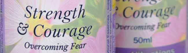 Strength & Courage Essence