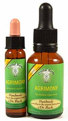 Agrimony - Bach Flower Remedies