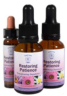 Restoring Patience Essence - Releasing Impatience
