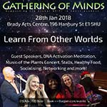 Gathering of Minds - Learn From Other Worlds
