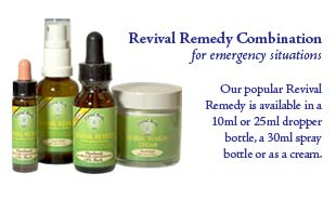 Revival Remedy Combinations